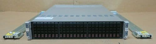 Supermicro 2122TG-HTRF 4x Node H8DGT-HF 8x AMD 6376 512GB Ram 8x 160GB HD Server